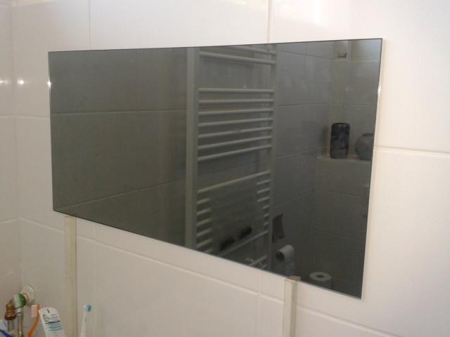 Verwarmde Spiegel Badkamer : Spiegels glaszetterij wolf