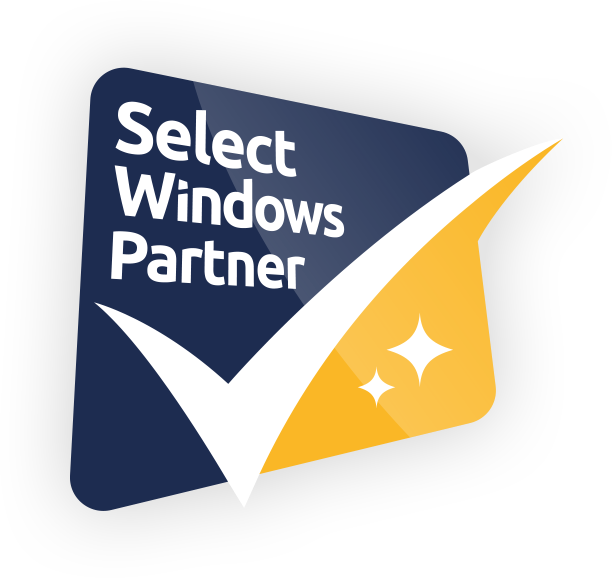 Select windows logo